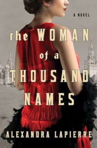 The woman of a thousand names couverture